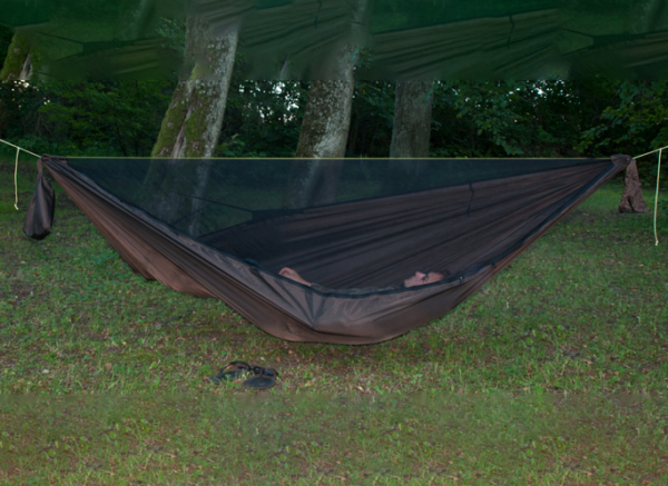 hammock hike