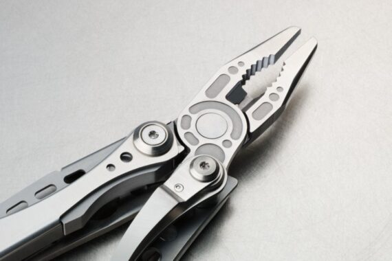 Leatherman skeletool avatud