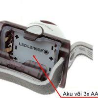 Led Lenser SEO 5 avatuna