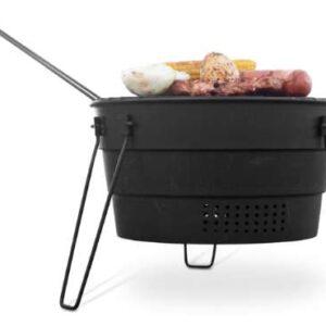 PopUp Grill – kaasaskantav lõkkease ja kompaktne grill