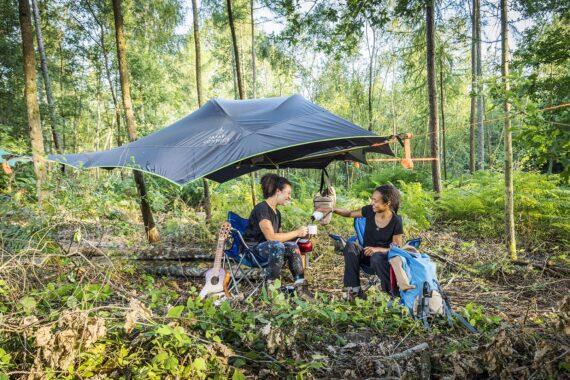 Ripptelk Tentsile Safari Connect laagris