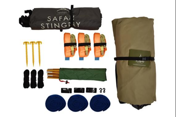 Ripptelk Tentsile Safari Stingray Pakis Ripptelk